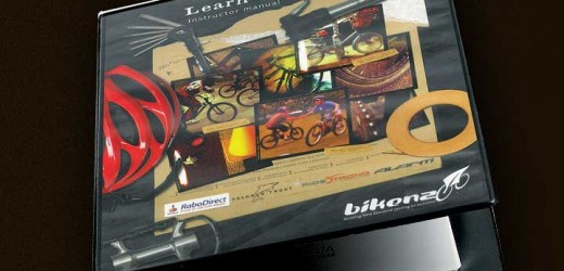 Bike NZ folder and inserts