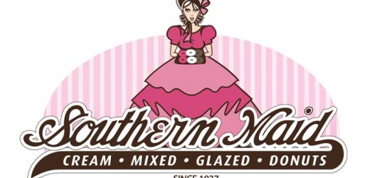 Souther Maid Logo-rebrand, brand design