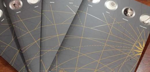 Titan Marine premium brochure design