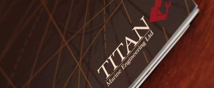 Titan Marine premium brochure