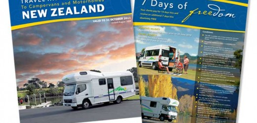 United Campervans brochures