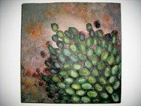 seaweed painting