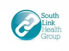 SLHG logo, brand design