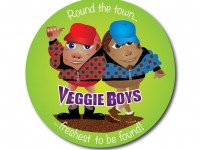 Veggie Boys Potato Characters