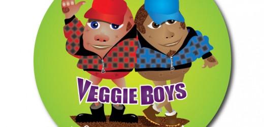 Veggie Boys Potato Characters
