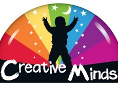 Creative Minds Creche - Logo/Brand